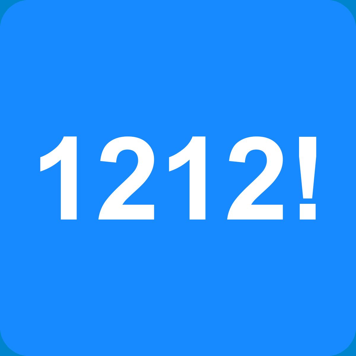 1212 Spiel